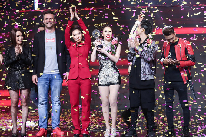 Team Bảo Thy lên ngôi quán quân The Remix mùa 3