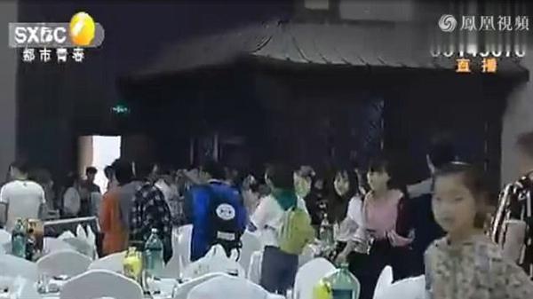 Cô dâu gọi cảnh sát bắt chú rể ngay trong đám cưới