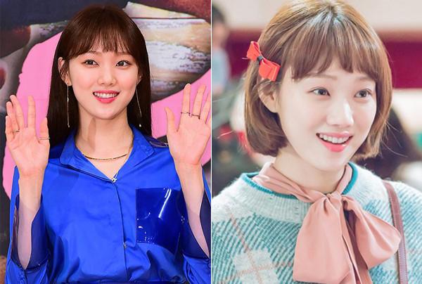 Lee Seung Kyung từng thú nhận rằng nếu không chấp nhận cắt tóc ngắn cho phim Tiên nữ cử tạ Kim Bok Joo, có lẽ sự nghiệp của chị ấy chưa thể khởi sắc như bây giờ.