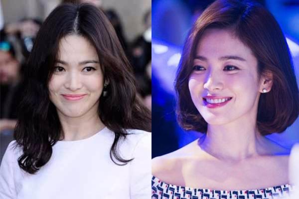 Song Hye Kyo vẫn giữ được phong độ