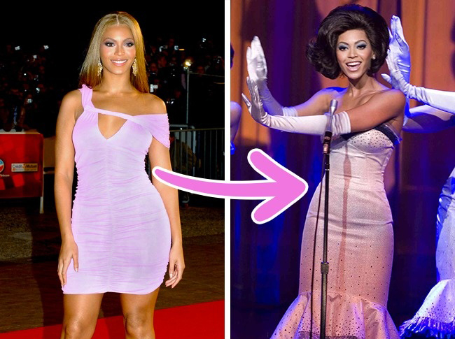 Beyoncé refused to eat hard food for the sake of losing an extra 15 pounds for her role in Dreamgirls. For two weeks, she only drank water with lemon juice, cayenne pepper, and maple syrup, sometimes adding fresh vegetables on top. The result was astonishing, but the singer confessed she wouldnt dare try this experiment again.