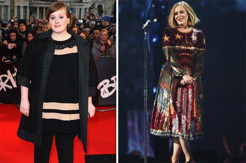 Adele đã giảm cân thành công với chế độ ăn kiêng này.