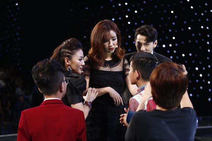 Vợ chồng Lý Hải ngạc nhiên trước tài năng của thí sinh Idol Kids - ảnh 8