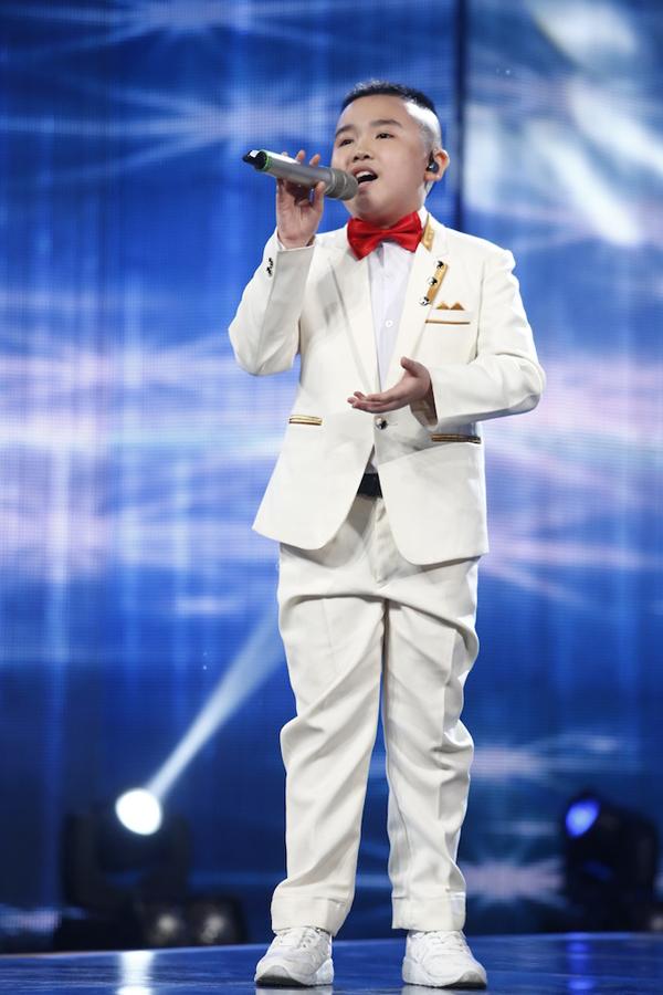 Vợ chồng Lý Hải ngạc nhiên trước tài năng của thí sinh Idol Kids - ảnh 2