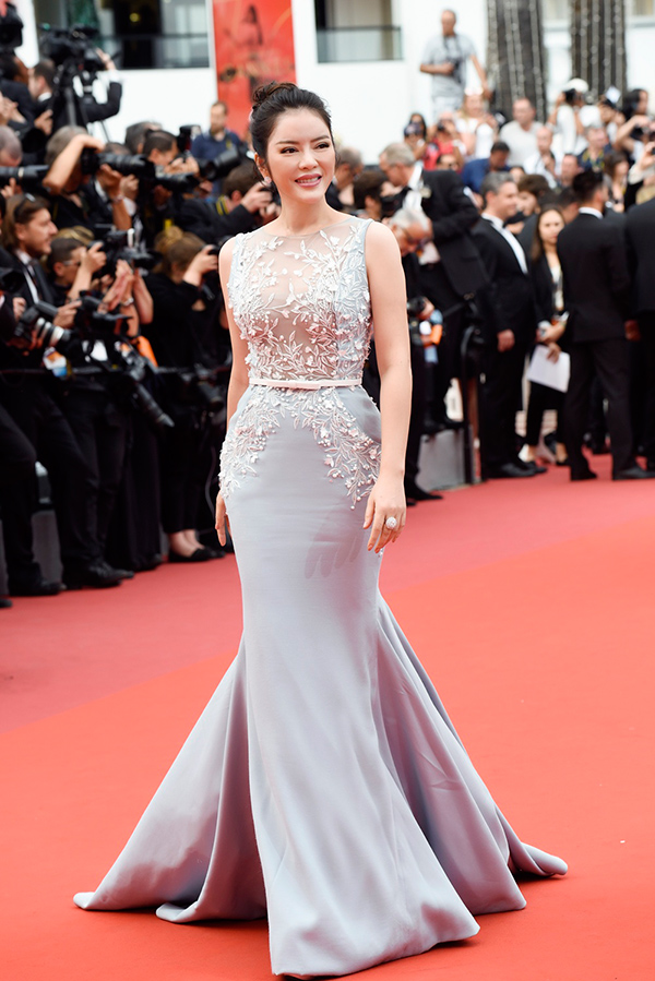 6 my nhan 'thong linh' tham do Cannes 2017