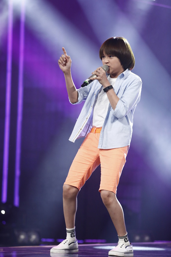 Vợ chồng Lý Hải ngạc nhiên trước tài năng của thí sinh Idol Kids - ảnh 5