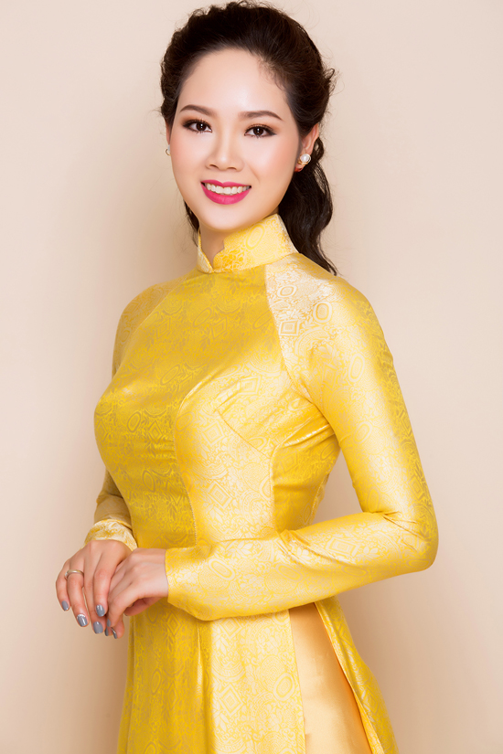 Hoa hậu Mai Phương mặn mà sau 15 năm đăng quang