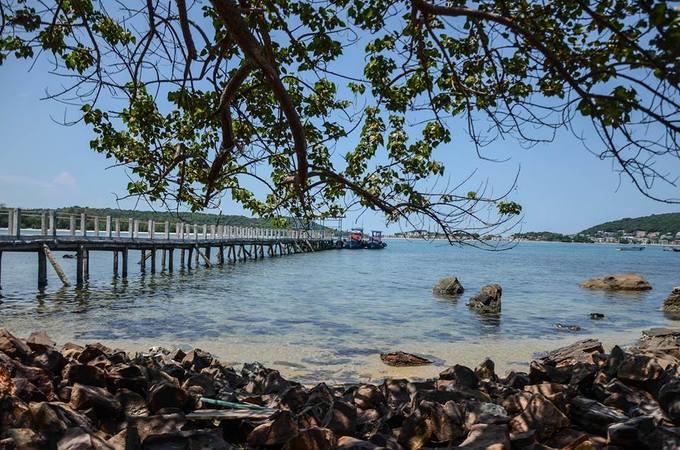 \'Đảo Robinson\' không internet gần Phú Quốc