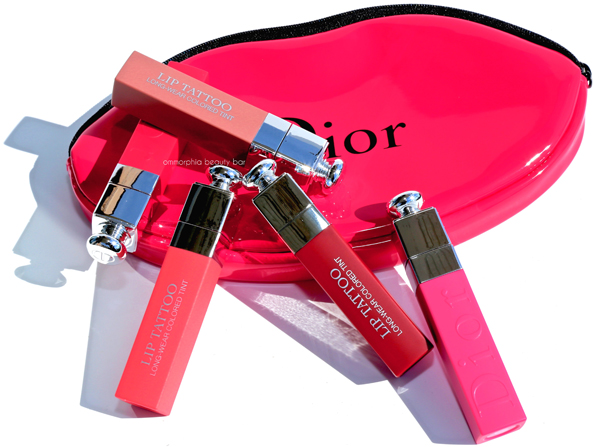 Như tên gọi, son Dior Addict Lip Tattoo có tác dụng như một hình xăm tạm thời trên môi, giúp giữ bền màu suốt 12 tiếng mà không cần phải tô chỉnh nhiều lần.