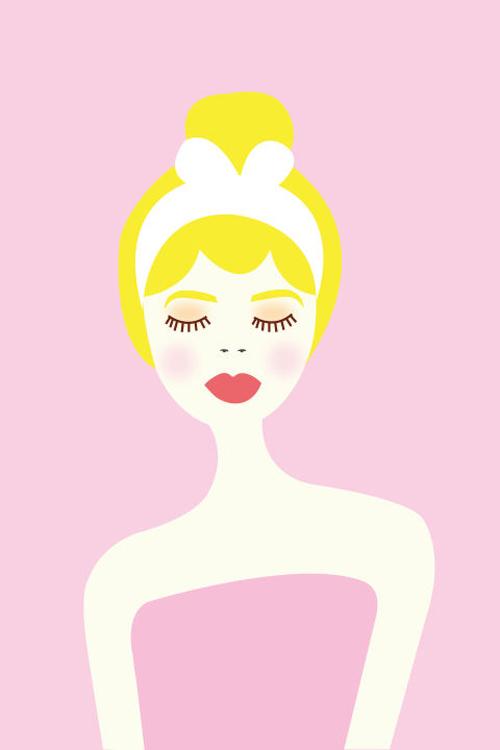 Không rửa mặt trước khi đi ngủ Làm sạch da bằng cách tẩy trang rồi rửa mặt và dưỡng ẩm đầy đủ trước khi đi ngủ giúp da mịn màng hơn.
