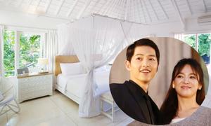 Biệt thự Song Hye Kyo - Song Joong Ki hẹn hò ở Bali được du khách săn lùng