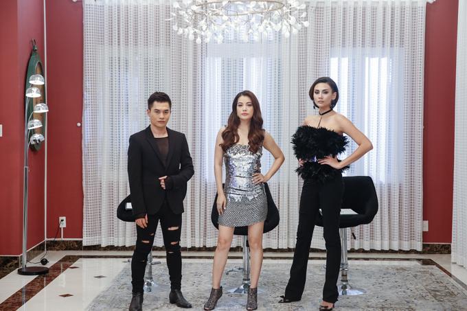 Với hình ảnh qua những tập đầu của Vietnams Next Top Model All Stars, Nam Trung, Trương Ngọc Ánh và Hoàng Yến bị đánh giá có phong cách thời trang có vấn đề không thua kém 3 huấn luyện viên The Face.