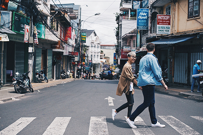 Bộ ảnh được thực hiện bởi nhiếp ảnh gia Phạm Ngọc Long.