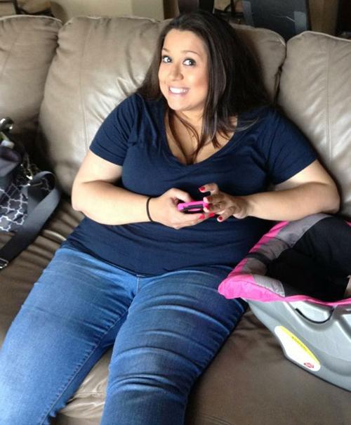 Mẹ đơn thân giảm gần 50 kg để