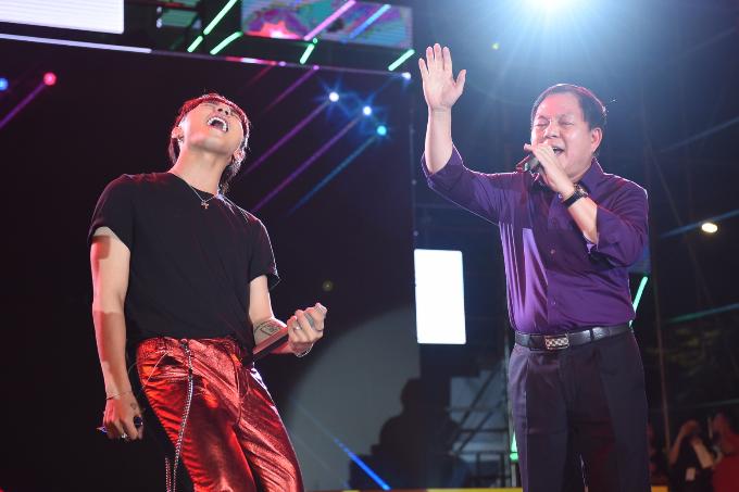 Sơn Tùng M-TP mời Phó tổng giám đốc Viettel song ca - ảnh 2