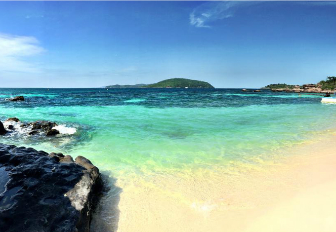 Đảo Gầm Ghì - từ vô danh trở thành từ khóa hot với các phượt thủ