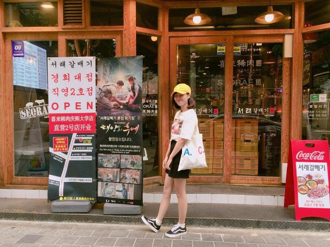 Quán thịt nướng không ngừng hot nhờ Song Joong Ki - Song Hye Kyo - ảnh 12
