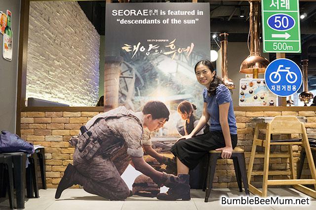 Quán thịt nướng không ngừng hot nhờ Song Joong Ki - Song Hye Kyo - ảnh 2
