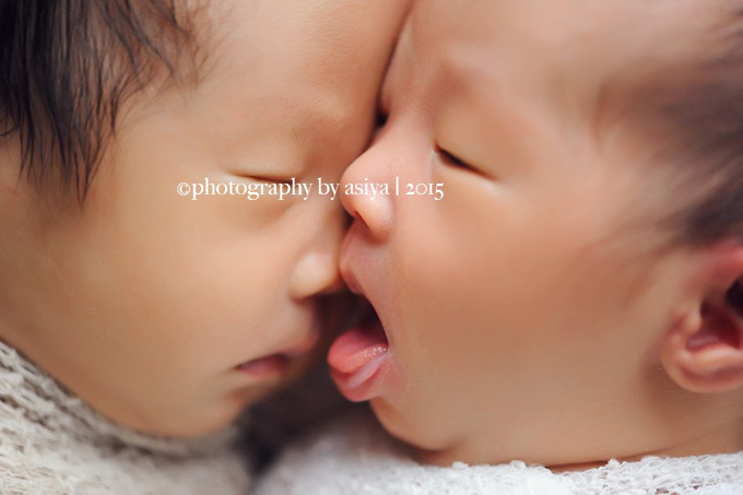 Những bức ảnh có thể khiến bạn muốn đẻ con sinh đôi - ảnh 10