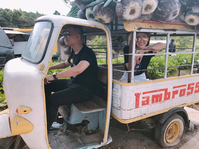 Tố Ny quấn quýt bên bạn trai phi công ở Đà Lạt - ảnh 8