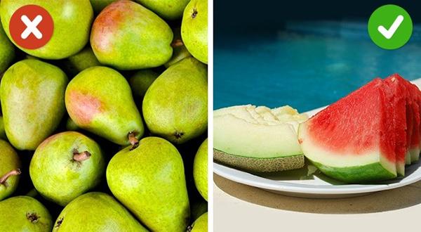 5 loại quả cần tránh khi ăn kiêng