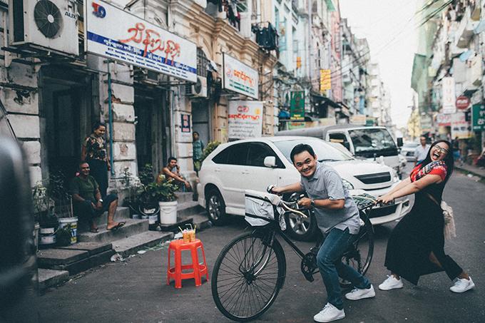 Bộ ảnh được thực hiện bởi nhiếp ảnh gia Nguyễn Kim.