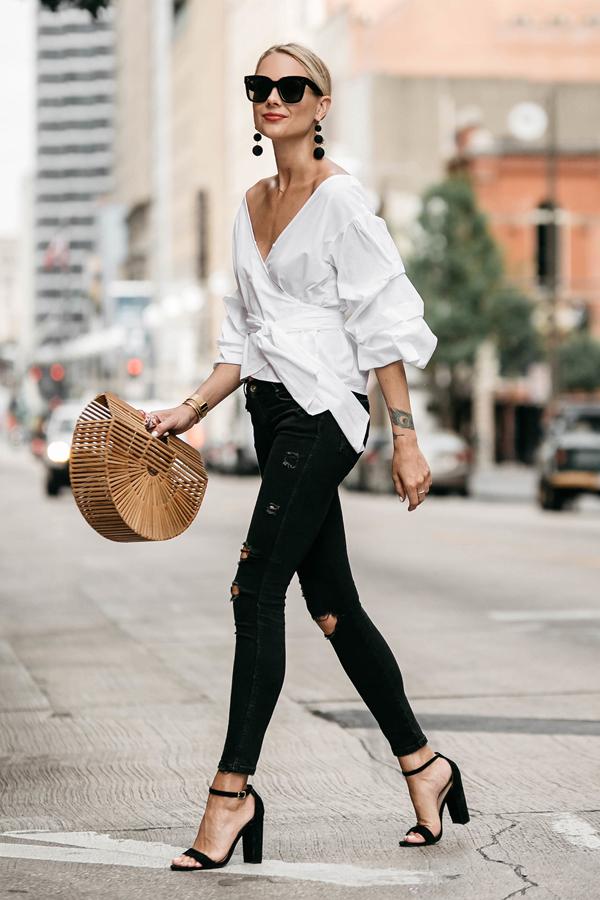 Hàng loạt fashionista 'phát cuồng' với phụ kiện túi tre