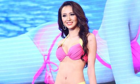 Cô gái An Giang đăng quang Hoa khôi Nam Bộ 2017