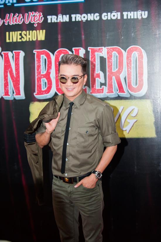 Ông hoàng nhạc Việt đầu tư hơn 10 tỷ đồng cho liveshow tại TP HCM và Hà Nội vào tháng 8 tới.
