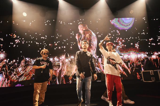 Da LAB tưởng nhớ ca sĩ chính của Linkin Park trong liveshow - Ảnh minh hoạ 10