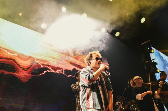 Da LAB tưởng nhớ ca sĩ chính của Linkin Park trong liveshow - Ảnh minh hoạ 5