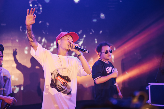 Da LAB tưởng nhớ ca sĩ chính của Linkin Park trong liveshow - Ảnh minh hoạ 9