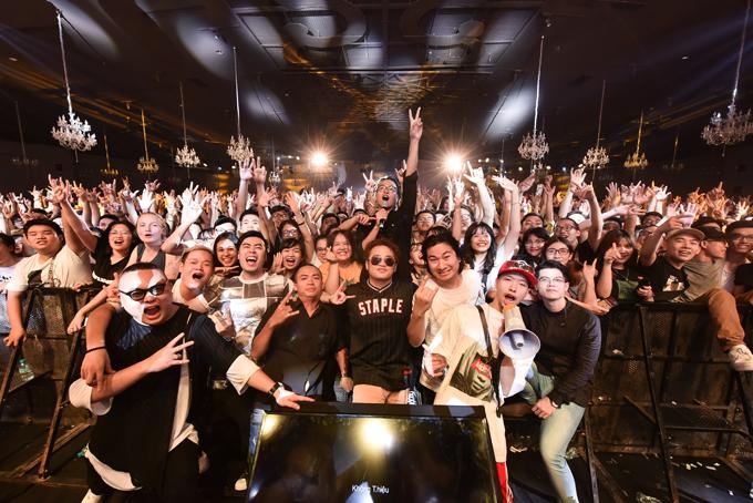 Da LAB tưởng nhớ ca sĩ chính của Linkin Park trong liveshow - Ảnh minh hoạ 11