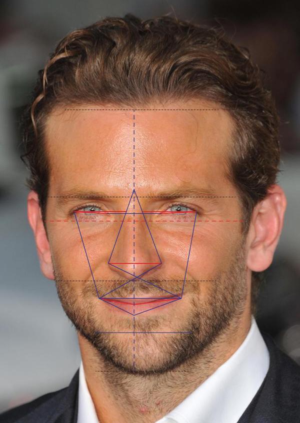 Xếp thứ 2 là nam tài tử Bradley Cooper với tỷ lệ 91,80%.