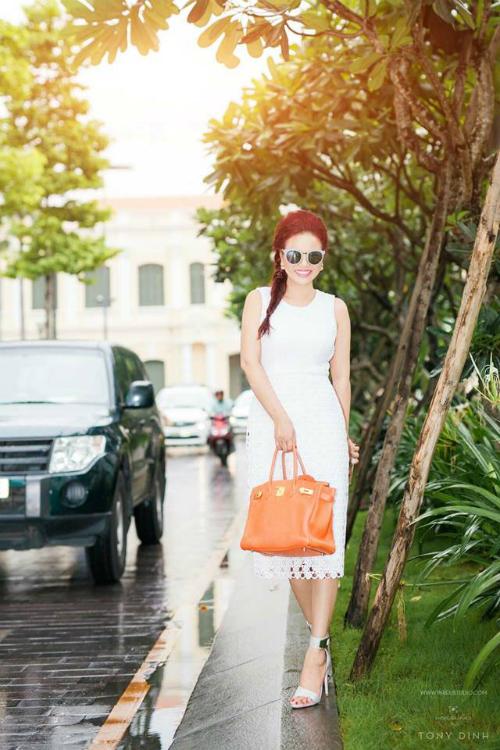 Hoa hậu Khả ái Vivian Văn khoe nhan sắc rạng ngời - Ảnh minh hoạ 2
