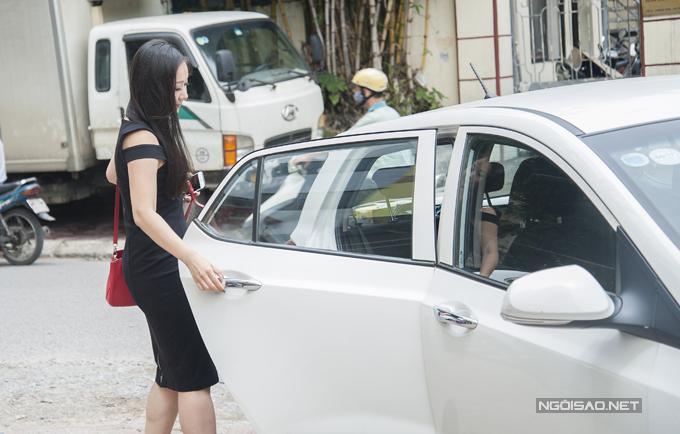 Hoa hậu Ngô Phương Lan hiếm hoi đi event - Ảnh minh hoạ 9