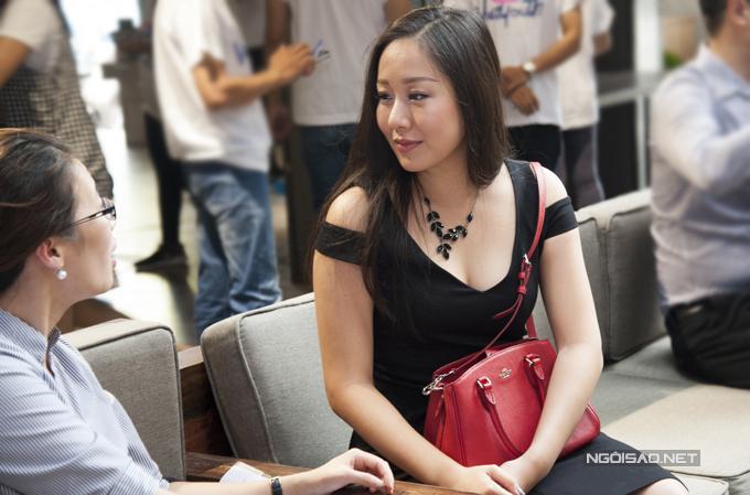 Hoa hậu Ngô Phương Lan hiếm hoi đi event - Ảnh minh hoạ 5