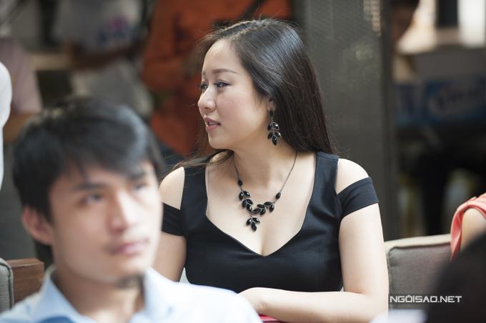 Hoa hậu Ngô Phương Lan hiếm hoi đi event - Ảnh minh hoạ 4