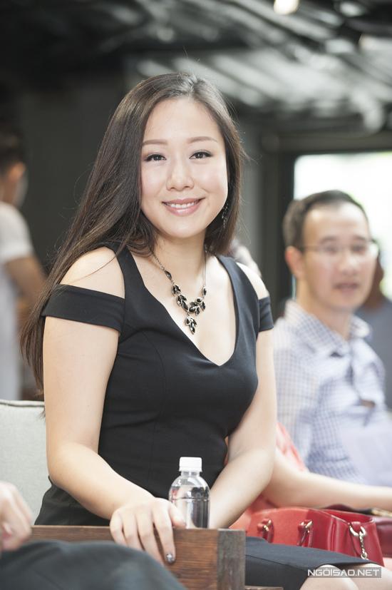 Hoa hậu Ngô Phương Lan hiếm hoi đi event - Ảnh minh hoạ 2