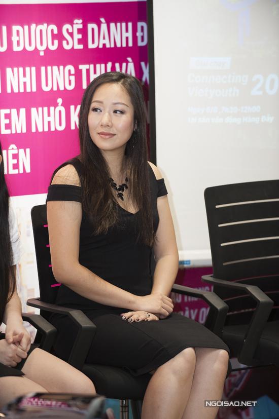 Hoa hậu Ngô Phương Lan hiếm hoi đi event - Ảnh minh hoạ 6
