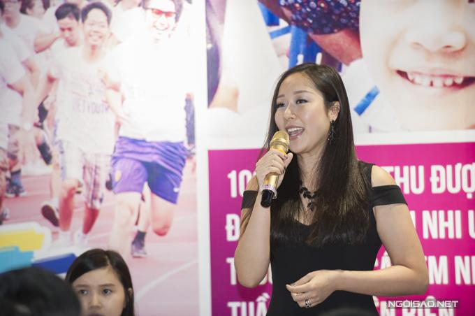 Hoa hậu Ngô Phương Lan hiếm hoi đi event - Ảnh minh hoạ 7
