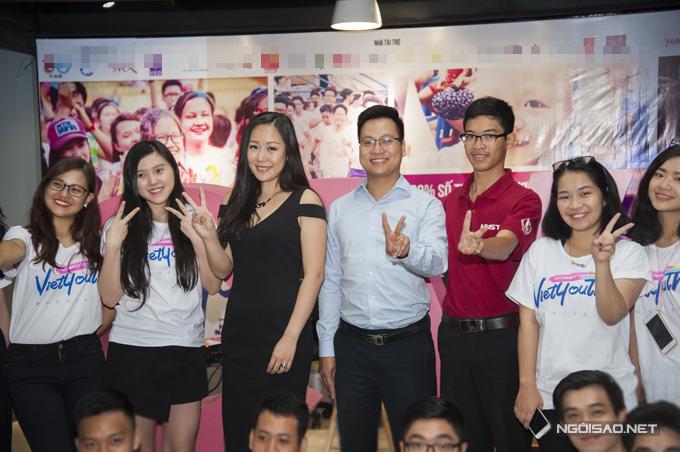 Hoa hậu Ngô Phương Lan hiếm hoi đi event - Ảnh minh hoạ 8