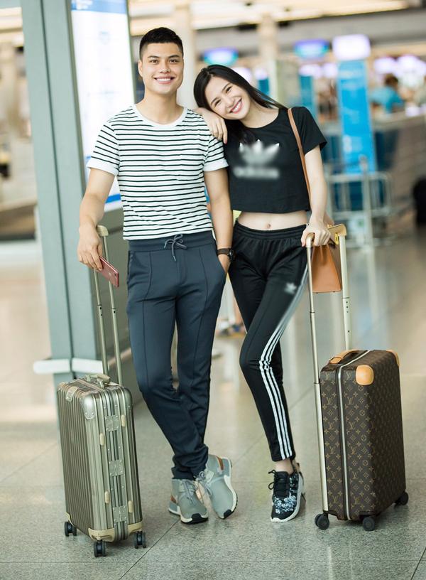 Ngọc Trinh mặc quần ống thấp ống cao ra sân bay - Ảnh minh hoạ 9