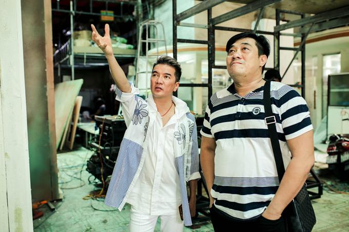 Mr. Đàm chi 3 tỷ làm bối cảnh cho liveshow Bolero