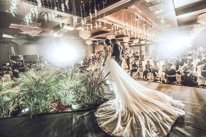 Triển lãm cưới của Trống Đồng năm 2016.