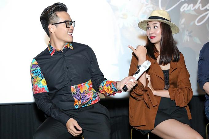 Thanh Hằng ước nụ hôn với Hà Anh Tuấn trong MV kéo dài hơn - Ảnh minh hoạ 4