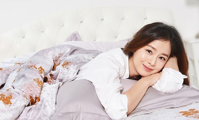 Kim Tae Hee khoe nhan sắc mặn mà trong bộ ảnh mới - Ảnh minh hoạ 3