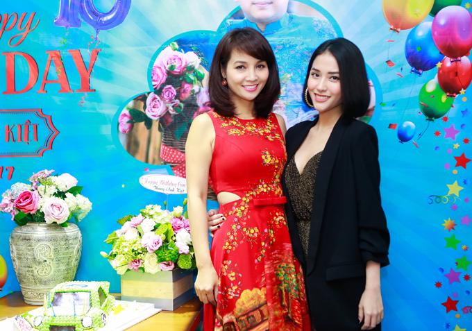 Vợ chồng Mai Thu Huyền mở tiệc mừng sinh nhật con trai - Ảnh minh hoạ 7