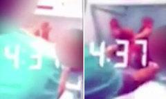Bảo mẫu quay video nhét trẻ vào tủ lạnh, đăng lên mạng câu