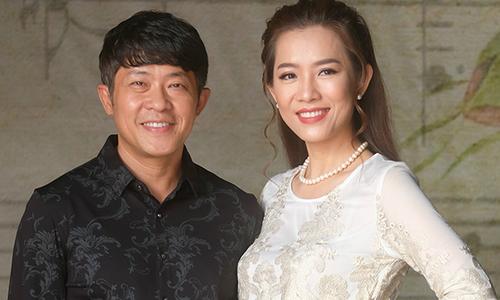 Ông xã điển trai tháp tùng Hoa hậu Ảnh 2000 Yến Nhi đi sự kiện